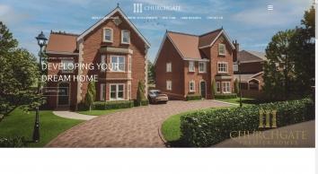 CP Homes - Housing Developer Berkshire, Windsor