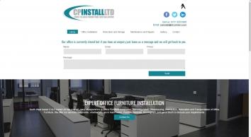 C & P Install Ltd