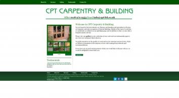 C P T Carpentry & Building