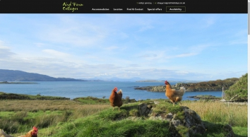 Aird Farm Holiday Cottages