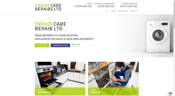 Washing Machine, Dishwasher & Tumble Dryer Repairs Coventry & Rugby
