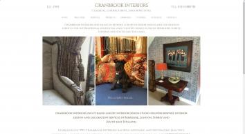 CRANBROOK INTERIORS | ASCOT, BERKSHIRE | INTERIOR DESIGN & BESPOKE CURTAINS