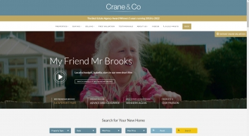 Crane and Co. Multi-Award Winning Estate Agents. Market Leaders in Hailsham