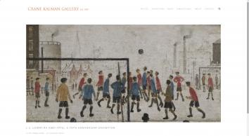 Crane Kalman Gallery Ltd