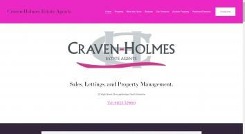 Craven Holmes Estate Agents, Boroughbridge