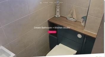Create Bathroom and Kitchen Studio, Glasgow