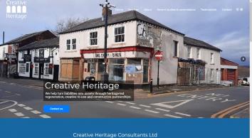 Creative Heritage Consultants Ltd