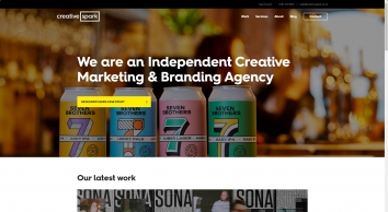 Creative & Branding Agency in Manchester | Enquire Today | Creative Spark