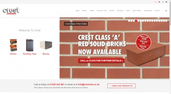 Crest - Bricks, Slates & Tiles Ltd