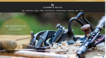 Add spirit to your home with joinery from C.R Hobby & Son - Kidderminster