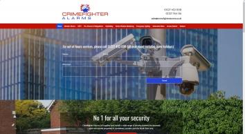 Crimefighter Alarms Ltd