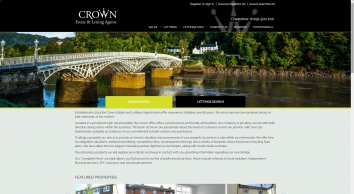 Crown Estate Letting Agents, Chepstow