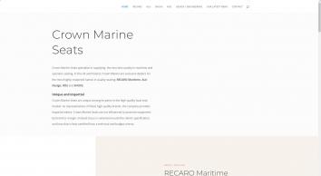 Crown Marine Seats Ltd