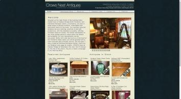 Crows Nest Antiques, Antique Dealer - Harrogate - Homepage