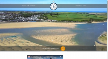 Properties for Sale in Padstow, Rock, Wadebridge, Camelford and surrounding areas & Port Isaac - Cole, Rayment & White Estate Agents