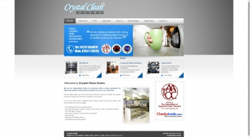Crystal Clean Ovens