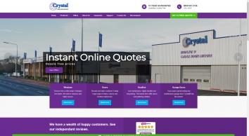 Crystal Windows & Doors Ltd