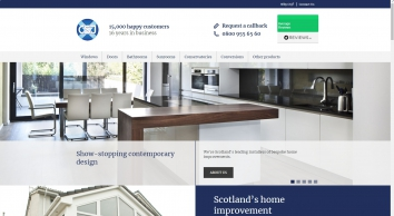 CSJ - Central Scotland Joinery   Windows, Doors, Sunrooms, Kitchens, Conversions and more throughout Scotland.