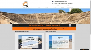 C SURE Paphos Properties
