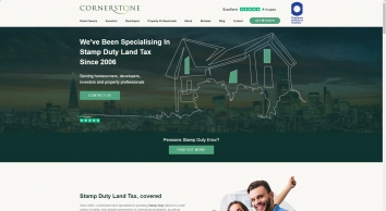Cornerstone - Tax experts offering bespoke tax advice