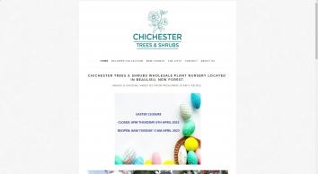 Chichester Trees & Shrubs Ltd