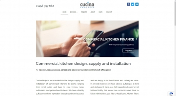 Cucina Projects