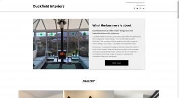 cuckfield interiors