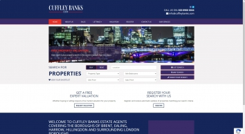 Welcome to Cuffley Banks Estate Agents covering the Boroughs of Brent, Ealing, Harrow, Hillingdon and surrounding London Boroughs   Cuffley Banks