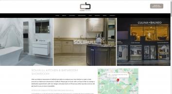 Solihull Kitchen & Bathroom Showroom   Culina + Balneo