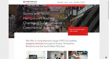 Curchod & Co Chartered Surveyors