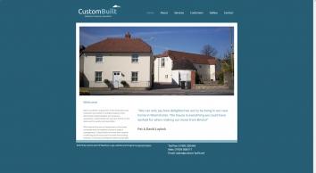 Custom-Built Ltd | Builders of Warminster