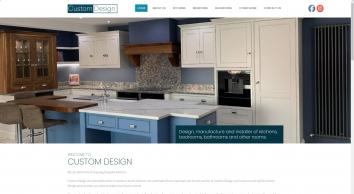 Custom Designed and Built Bathrooms Bishop Auckland, Durham, Darlington | Custom Design Ltd