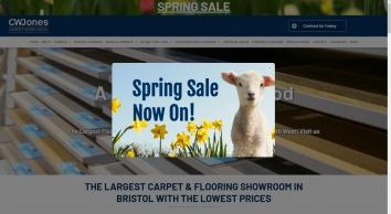 C W Jones Carpet & Flooring Limited