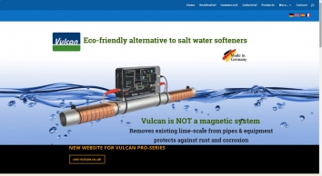Water filters & Anti-Limescale systems by CWT