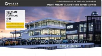 DALES | Aluminium Building Products