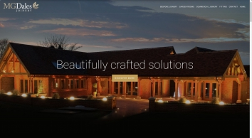 MG Dales Joinery - Architectural Joinery Specialists - Lincolnshire Joinery Specialists