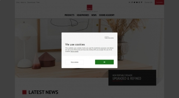 DALI Speakers UK | Danish made, award-winning Hi-Fi Speakers