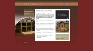 D & D Joinery Products Ltd