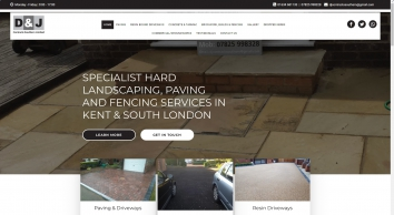 D & J Contracts Southern Ltd