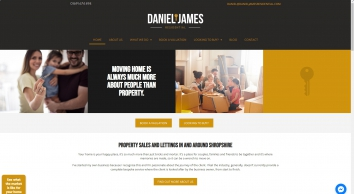Daniel James Residential, Powered by Keller Williams, Oswestry