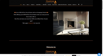 Danton Fireplaces Ltd SCUNTHORPE