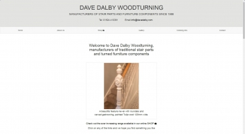 Dave Dalby Woodturning
