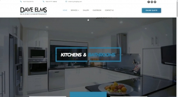 Dave Elms Building & Maintenance |