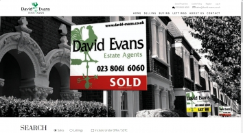 Estate Agents in Eastleigh | Residential Sales and Lettings Agency | David Evans Estate Agents