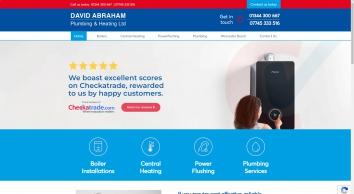 David Abraham Plumbing & Heating Ltd