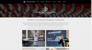 David Bartholomew - Architectural Photographer