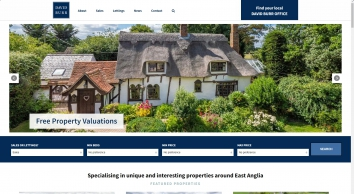 David Burr - Professional Village & Country Property Specialists