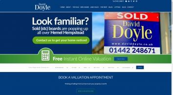David Doyle Estate Agents, Boxmoor