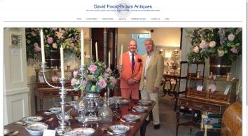 David Foord-Brown Antiques