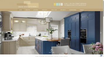 David Kent Kitchens | Kitchen Designer and Fitter Whitby, North Yorkshire